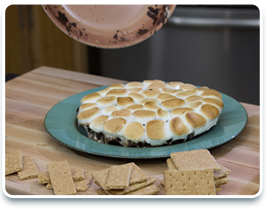 S'MORES & MORE!